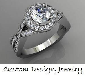 Custom Jewelry Grafton MA, Custom Design Jewelry Massachusetts